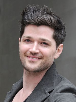 Danny O'Donoghue from The Script at BBC Radio 1 Studios, London, Britain - 07 Jun 2013
