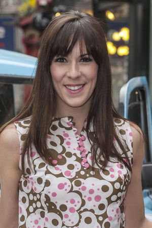 'Carnaby Street The Musical' photocall, London, Britain - 27 Feb 2013 Verity Rushworth