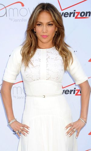 Jennifer Lopez, Opening of Viva Movil by Jennifer Lopez Flagship Store, New York, America - 26 Jul 2013