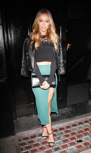 TOWIE's Charlie Sims, Chloe Sims and best pal Lauren Pope attend a party hosted by celebrity blogger Vas J Morgan in London.
