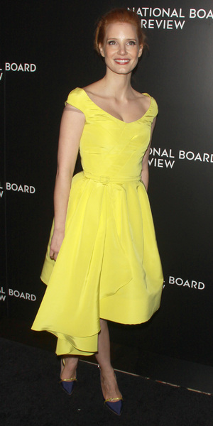 Jessica Chastain - 2014 National Board Of Review Awards Gala in New York - 7 January 2014