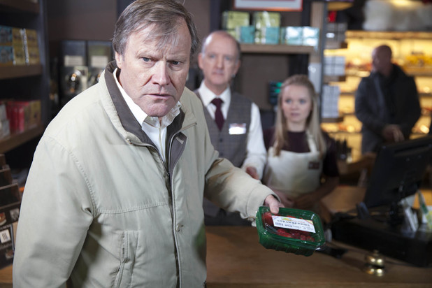 Corrie, Roy's desperate for strawberries, Fri 10 Jan