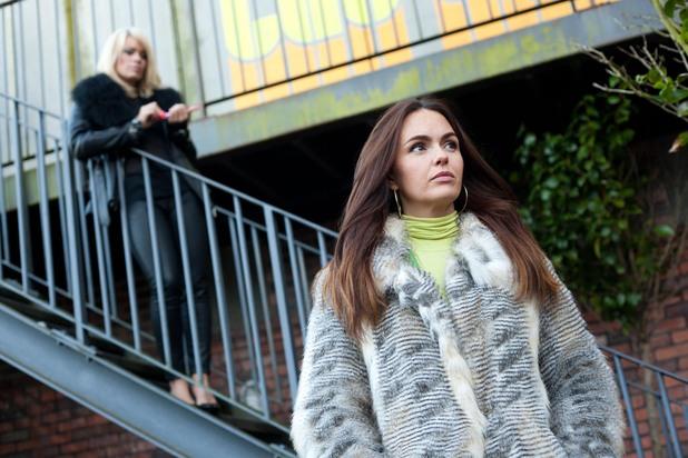 Hollyoaks, Grace wants revenge, Tue 14 Jan