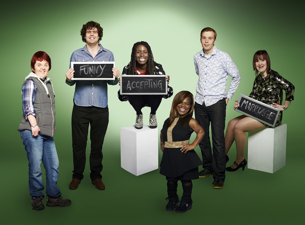 The Undateables, Thu 9 Jan