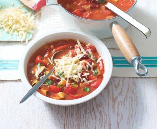 Choice Chunky Bean Soup
