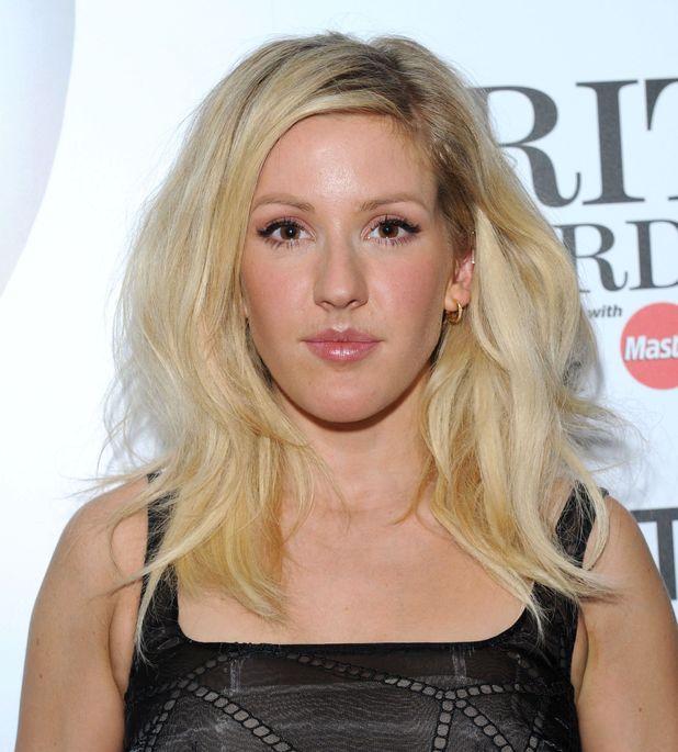 Ellie Goulding, 2014 Brit Awards Nominations, London, Britain - 09 Jan 2014