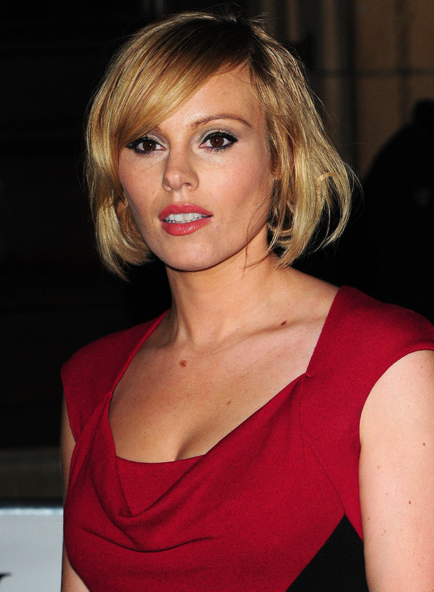 Michelle Dewberry at The Prince's Trust Rock Gala 2011 at The Royal Albert Hall London, England - 23.11.11