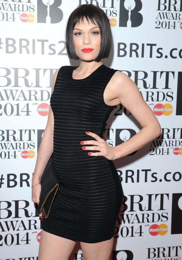 Jessie J at the 2014 Brit Awards Nominations, London, Britain - 09 Jan 2014
