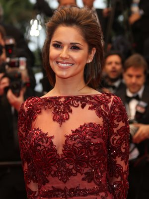 Cheryl Cole at the 66th Cannes Film Festival - Jimmy P. Psychotherapy of a Plains Indian - Premiere. 05/19/2013.