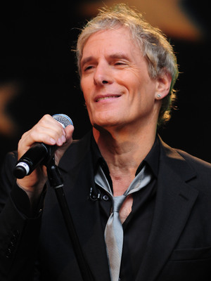 Michael Bolton performs live as part of 'Fox & Friends' summer concert series. 05/24/2013. New York City, United States.