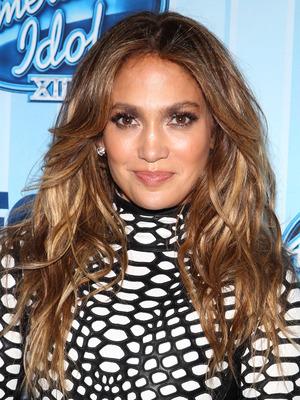 "Jennifer Lopez at the ""American Idol"" XIII Season Premiere Event At Royce Hall, UCLA - 14th January 2014, Westwood, USA"