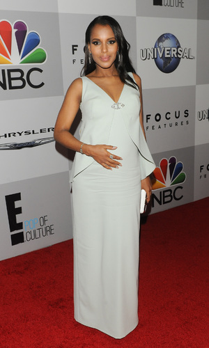 71st Annual Golden Globes in Hollywood - 12.1.2014 Kerry Washington