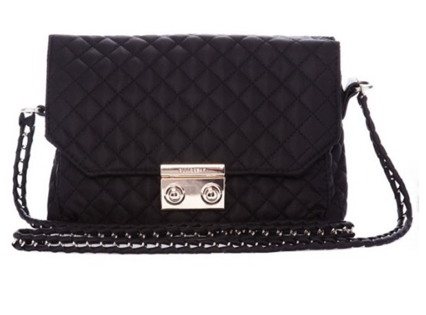 Pull & Bear quilted bag