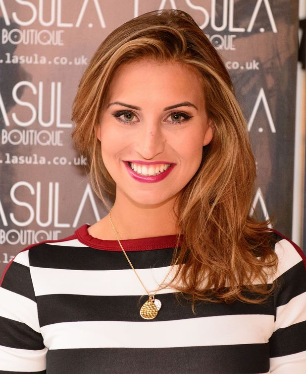 Ferne McCann launching her clothing collection with Lasula, London, Britain - 04 Dec 2013