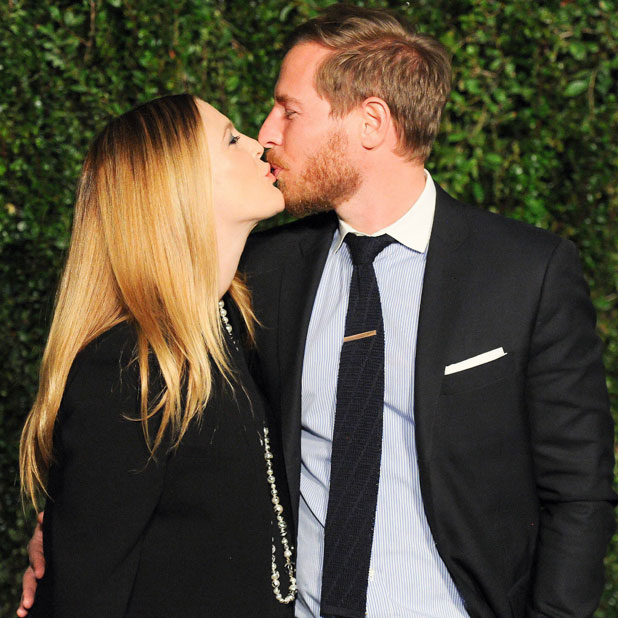 Drew Barrymore and Will Kopelman at a dinner hosted by Chanel for Drew's photography book 'Find it in Everything', Los Angeles, America - 14 Jan 2014