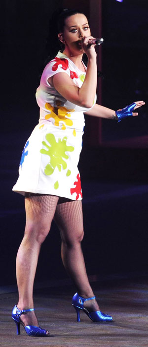 Katy Perry highlights 2014 Infiniti Brand Festival, Beijing, China - 11 Jan 2014
