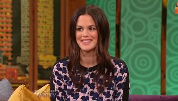 Rachel Bilson appearing on The Wendy Williams Show to promote Hart of Dixie series three - 13 Jan 2014