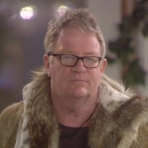 Celebrity Big Brother - Jim Davidson clashes with Linda Nolan clashes over cherry brandy (20 January 2014).