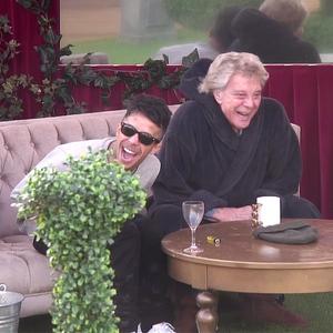 Dappy, Costadinos Contostavlos, Lionel Blair - Celebrity Big Brother, Shown on Channel 5 HD 01/12/2014