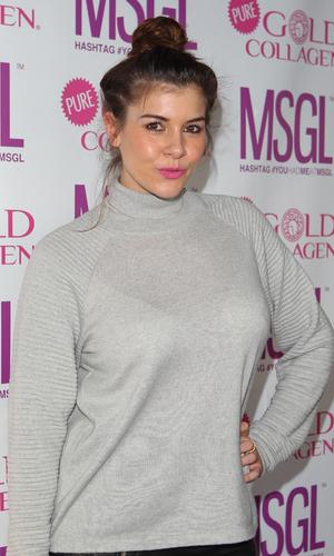 Media Skin Gifting Lounge event in London - Imogen Thomas, 20.1.2014