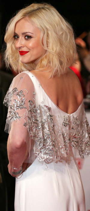 Fearne Cotton at The National Television Awards 2014 (NTAs) held at the O2 Arena - Arrivals - 22 Jan 2014