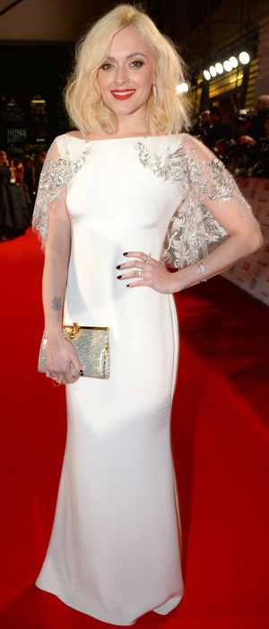 National Television Awards, The O2, London, Britain - 22 Jan 2014 Fearne Cotton