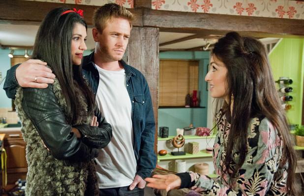Emmerdale, Alicia asks Leyla to leave, Thu 23 Jan
