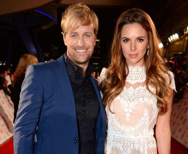 Jodi Albert and Kian Egan, National Television Awards, The O2, London, Britain - 22 Jan 2014