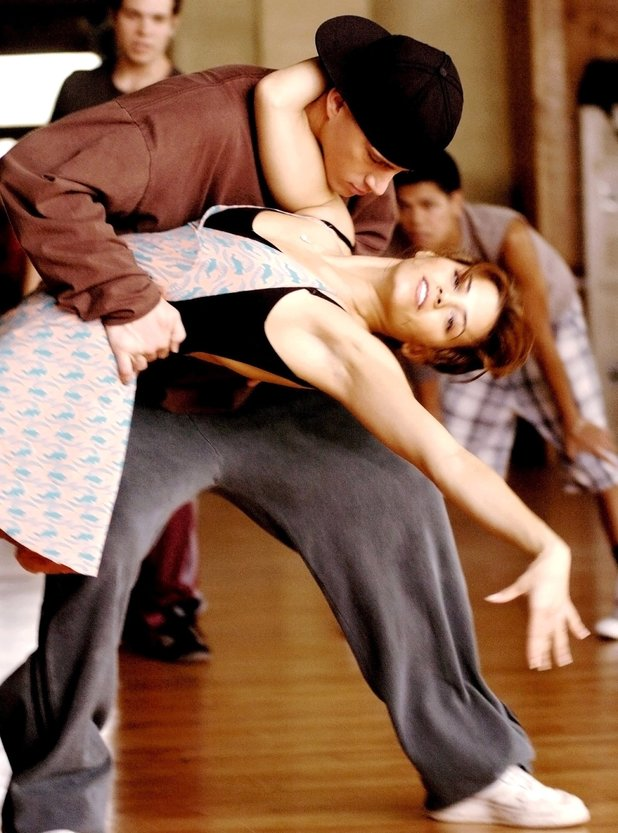 'Step Up' film - 2006 STEP UP, Channing Tatum, Jenna Dewan