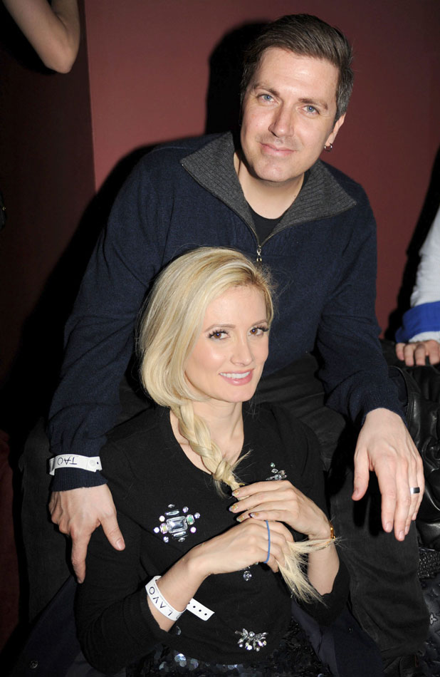Holly Madison and Pasquale Rotella, Tao party during Sundance Film Festival 2014, Park City, Utah, America - 17 Jan 2014