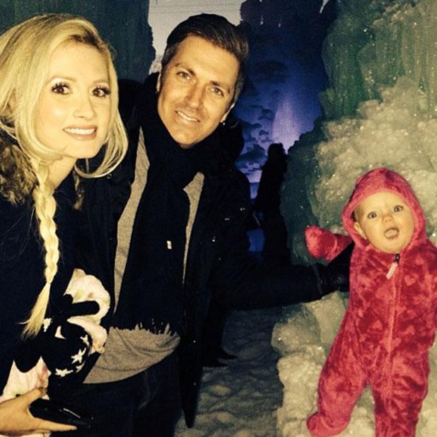 Holly Madison supports husband Pasquale Rotella at Sundance Film Festival, January 2014
