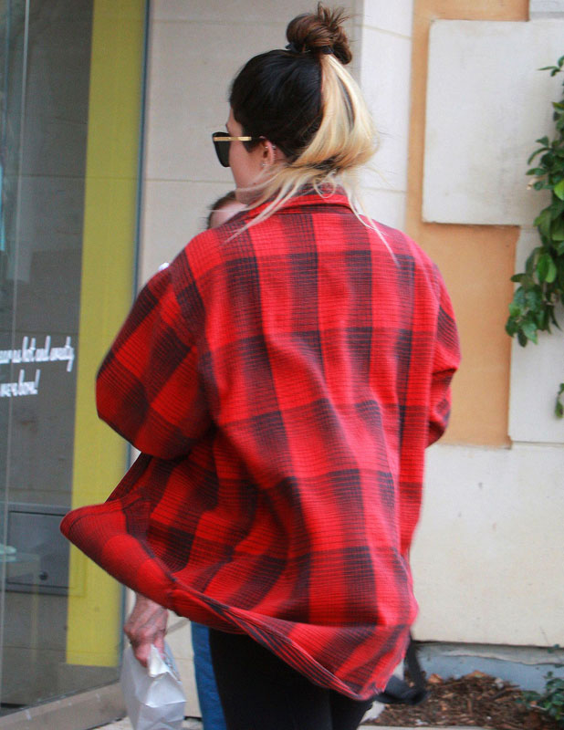 Kylie Jenner out and about, Los Angeles, America - 21 Jan 2014