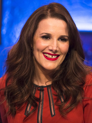 Sam Bailey appears on 'The Jonathan Ross Show' TV Programme, London, Britain - 25 Jan 2014