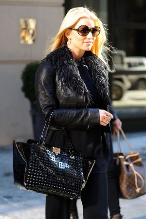 Jessica Simpson out and about in New York, America - 29 Jan 2014