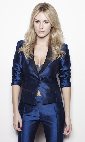 Morgan Stewart, star of new E! reality show, #Rich Kids of Beverly Hills.