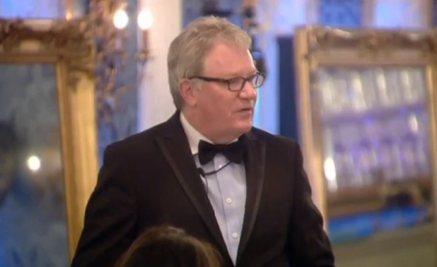 Jim Davidson and Dappy talk about each other on Celebrity Big Brother - 29 January 2014