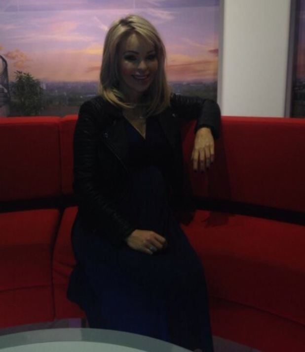 Katie Piper appears on BBC Breakfast to talk about Body Shockers - 28 Jan 2014