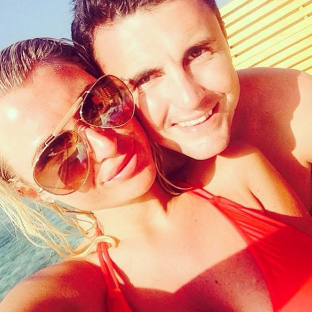 Billie Faiers shares new pictures of Maldives holiday with boyfriend Greg Shepherd, 30 January 2014