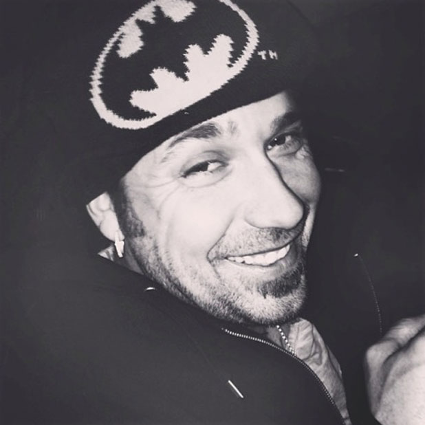 Justin Bieber tweets picture of his dad Jeremy, 30 January 2014