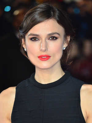 Keira Knightley, European premiere of 'Jack Ryan: Shadow Recruit' held at the Vue Leicester Square - Arrivals, 20 January 2014