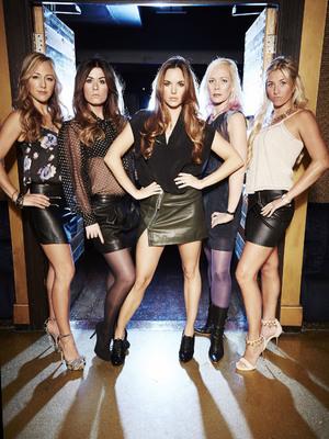 The Big Reunion, Girl Thing, ITV2, Thu 6 Feb