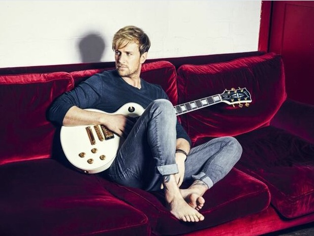 Kian Egan shares first campaign image for his solo album - 5 February 2014