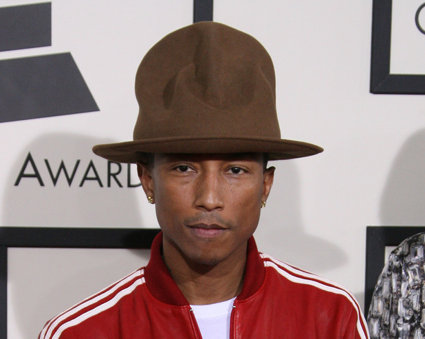 Pharrell - 56th Annual GRAMMY Awards (2014) held at the Staples Center in Los Angeles, CA. 26-1-2014