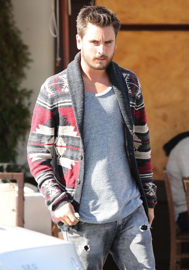 Scott Disick leaves Il Pastaio restaurant in Beverly Hills - 3.2.2014