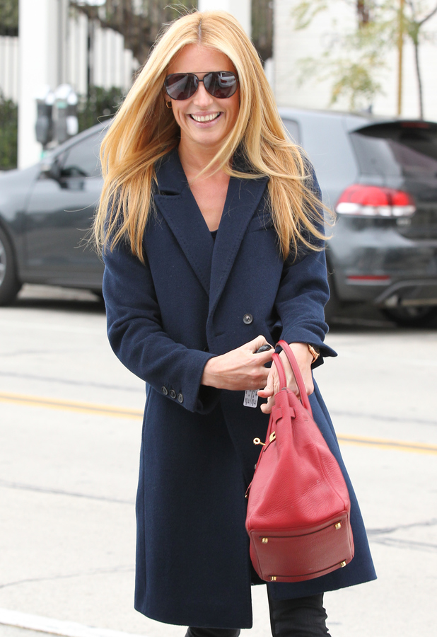 Cat Deeley out in West Hollywood, Los Angeles - 6 February 2014