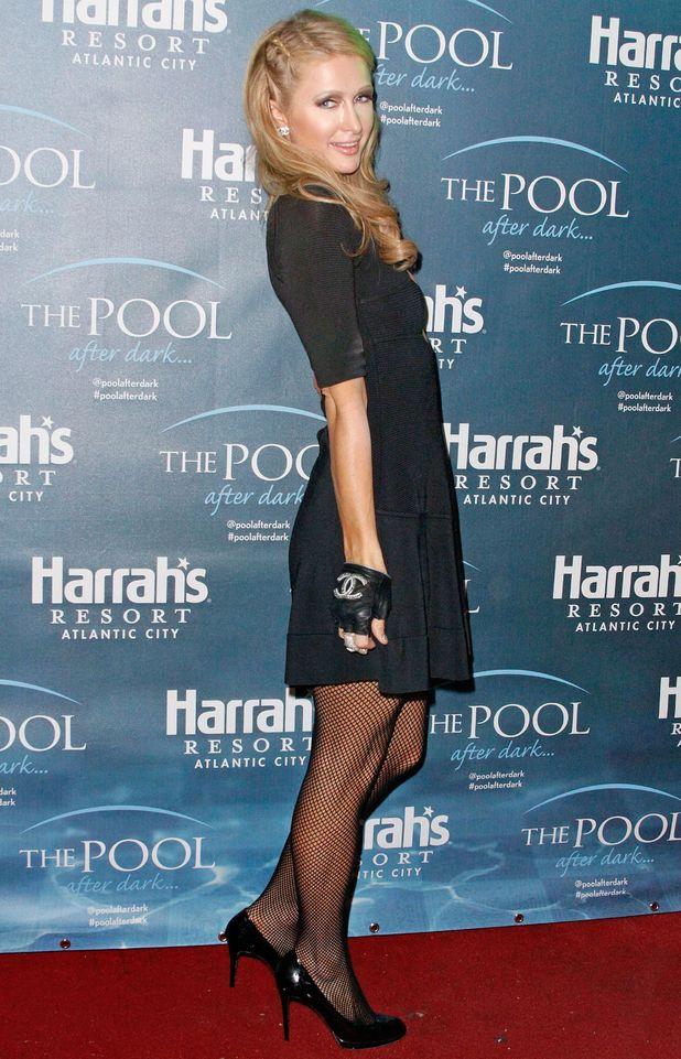 Paris Hilton kicks off her DJ residency at The Pool at Harrahs, Atlantic City, New Jersey, America - 02 February 2014