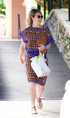 Gwen Stefani baby shower, Los Angeles, America - 08 Feb 2014 Chelsea Handler