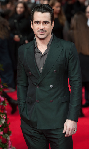 Colin Farrell - A New York Winter's Tale UK premiere held at the Odeon Kensington - Arrivals. 02/13/2014