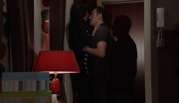 Corrie, Tina and Peter can't resist, Fri 14 Feb