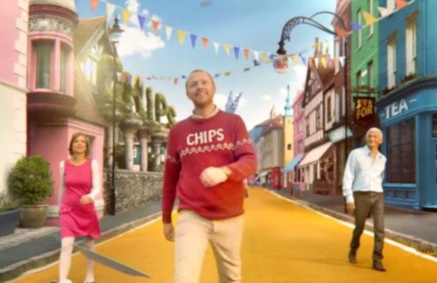 McCain Chips for Tea TV advert - 2014